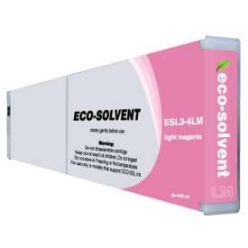 Compatible inkjet cartridge for Roland ESL3-4LM - eco-sol max light magenta